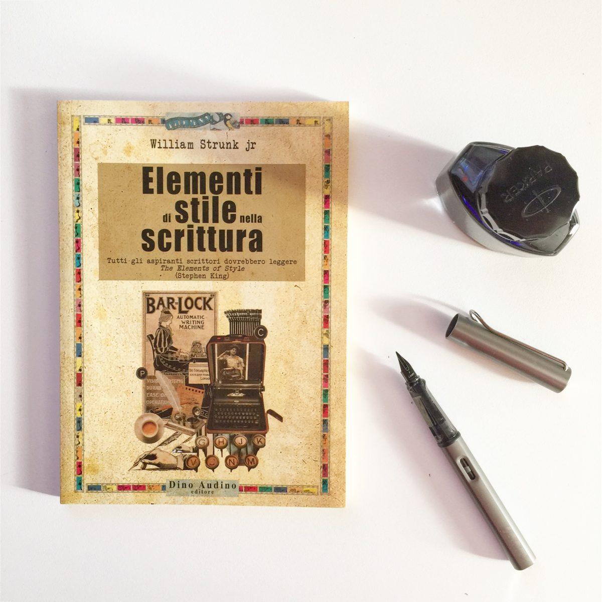 Un libro fondamentale per iniziare ad approcciarsi alla scrittura.