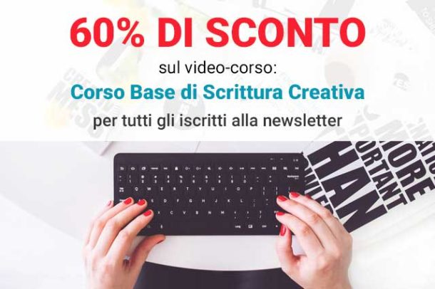 Corso Base di Scrittura Creativa